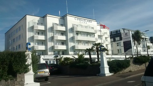 Cumberland Hotel Bournemouth Sept 17 5