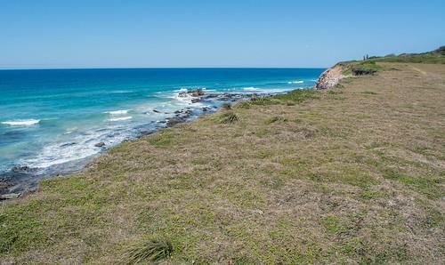 maritime grassland, Red Cliff