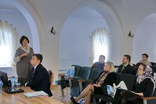 Конференция в Иверском монастыре 200