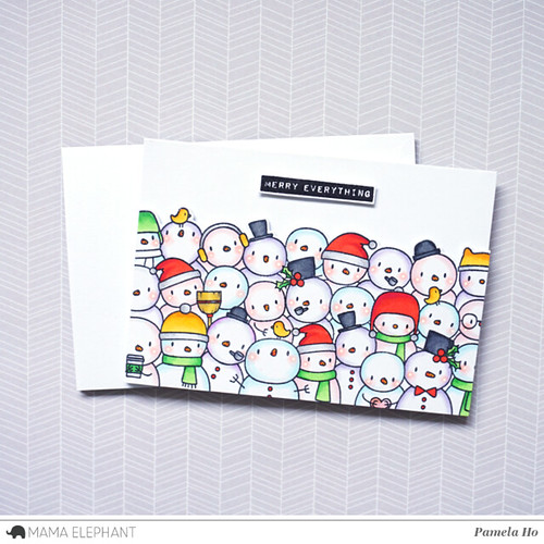 SH - So Many Snowmen - 1