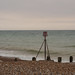 Surf and Groynes at Worthing-EA160293