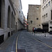 City backstreets