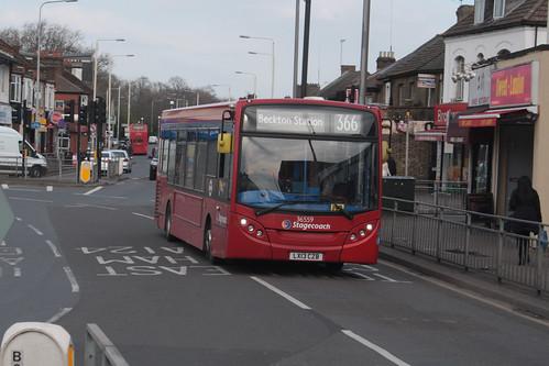 Stagecoach London 36559 LX13CZB