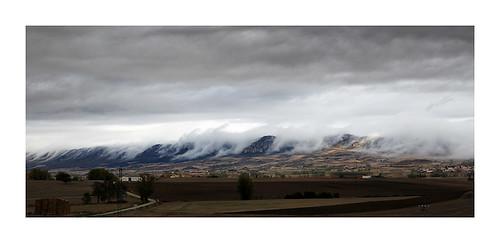 Montes Obarenes (La Bureba-Burgos)