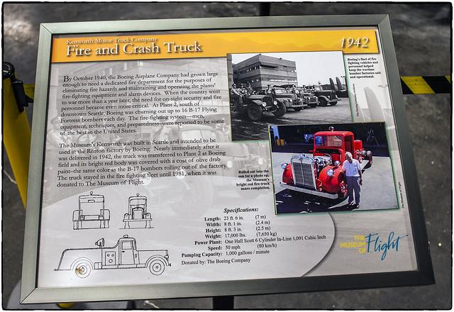 Fire Truck Info