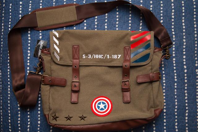 Cap Grab Bag