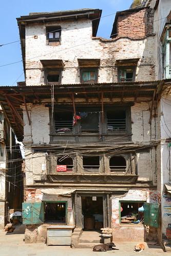 Nepal - Kathmandu - Streetlife - 31
