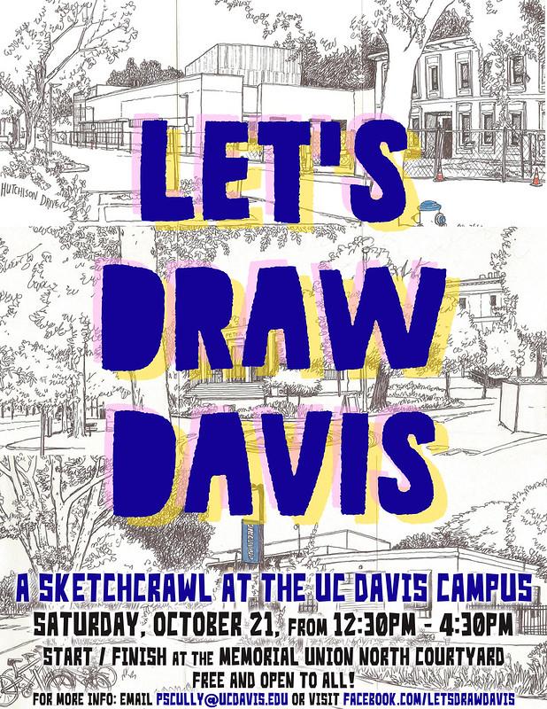 Let's draw Davis! Oct 21, 2017