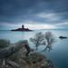 Dark-Blue Scape from Cap Dramont ( France ) by Yannick Lefevre
