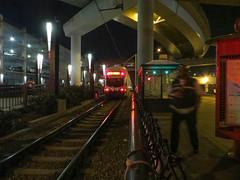 20160822 158 Central Link Light Rail @ Stadium station