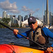 Kayaking Toronto Island by Bobcatnorth