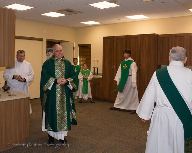 Fr. Greg's Installation Mass 2017
