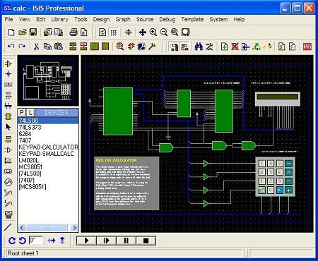 Proteus Pro 8.6 Full Portable Phần mềm giả lập mạch điện tử