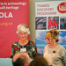 Sheila and Jo from the U3A by Thames Discovery Programme