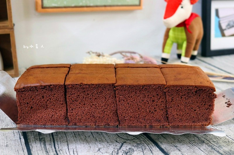 37391342630 e0dafdcf36 b - 熱血採訪|福久長崎蛋糕,日式慢火烘焙工法,口感濕潤有彈性,安心無添加,濃郁巧克力香氣