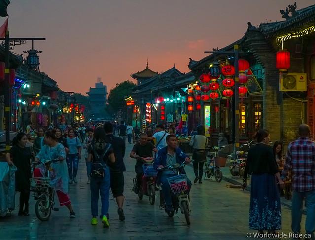 China Pingyau Acient City-24