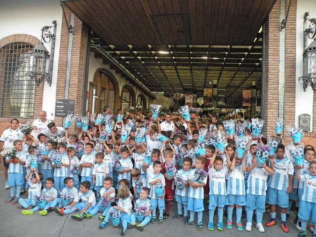 Equipos Fútbol Base Alhaurín CF