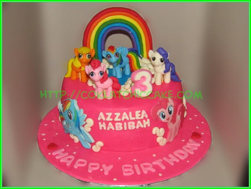 Cake Mlp AZZALEA