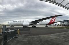 Qantas Boeing 787-9 Dreamliner VH-ZNA ZB269