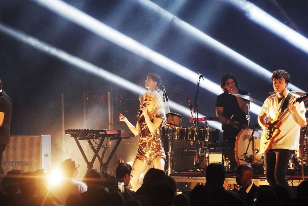 Paramore @ Radio City Music Hall