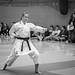 20171006_F0001: Female karate blackbelt showing her skills