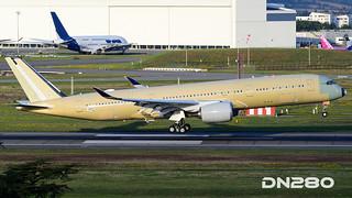 Singapore A350-941 msn 158