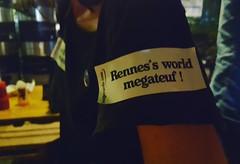 Rennes's wolrd megateuf !