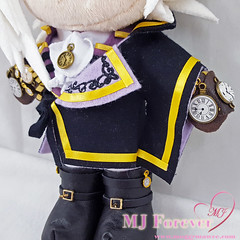 Saint Germain Plush (Code Realize)