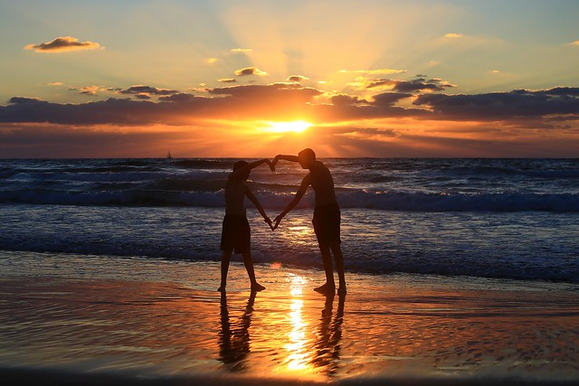 One Love - Tel-Aviv beach