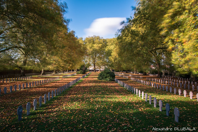 German Military Cemetery 1914-1918