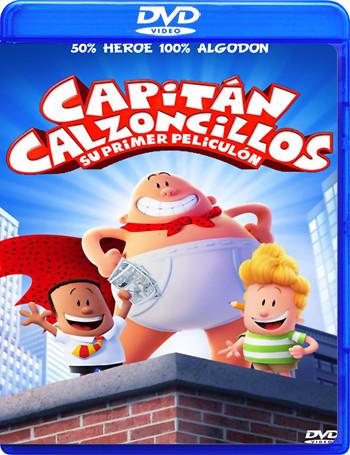 01 - CAPITAN CALZONCILLOS SU PRIMER PELICULON - CENTURYON