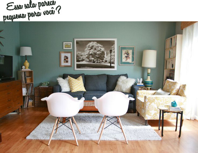 11 Small Apartment Rooms