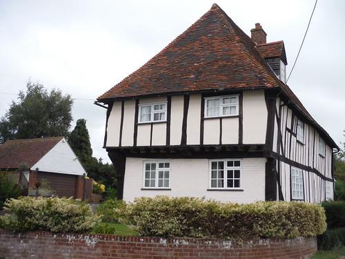 House on Marsh Lane, Teynham Street