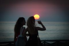 Enjoying sunset. - Vejer de la Frontera - Cádiz.