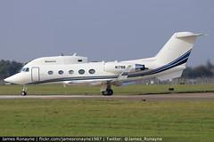 N178B | Gulfstream IIB | Missile Defense Agency