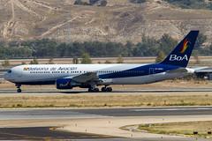 Boliviana de Aviacion B767
