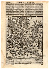 1502 - 'Publius Vergilius Maro, Opera' (Late Master of the Grüninger Workshop), Strasbourg, 1529 edition, Paris, personal collection