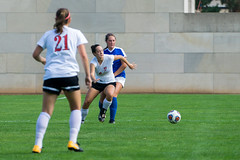 Women's Soccer vs. Colby (10.7.17)