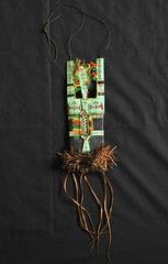 Tuareg Leather Bag Niger Africa