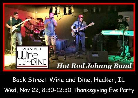 Hot Rod Johnny Band 11-22-17