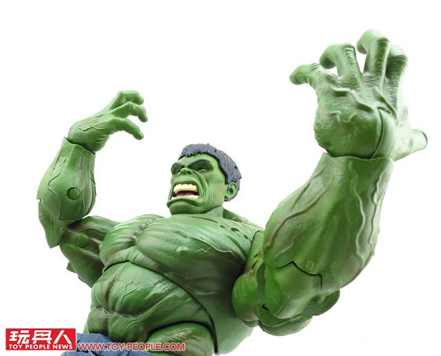 最強同事 × 最強武器!雷神索爾最強的盟友們豪華登場~孩之寶「漫威復仇者聯盟」12吋傳奇人物浩克 & 傳奇收藏道具 索爾之鎚