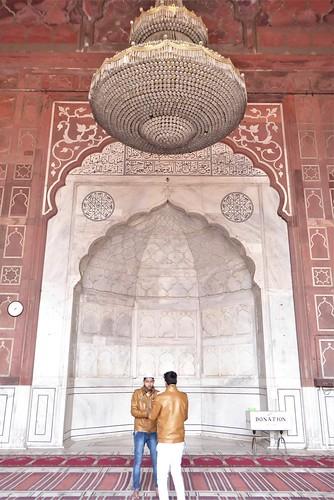 delhi-Mosquée Jama (8)