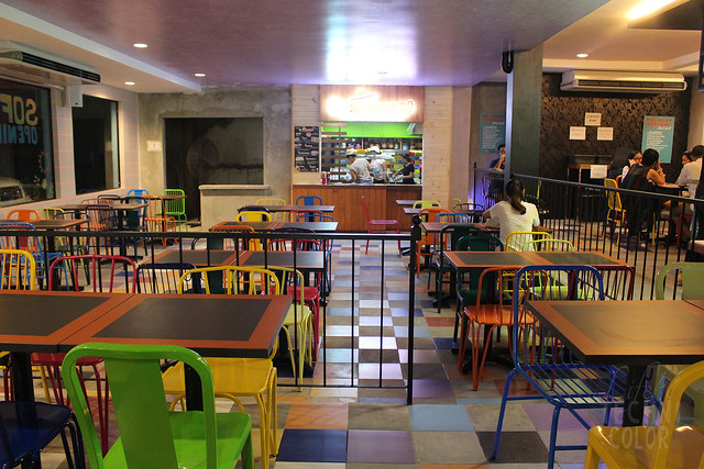Malingap Central Food Hall