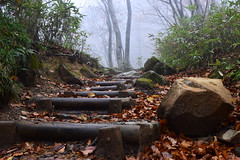 Bandaisan hiking