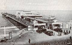 Colwyn Bay - Victoria Pier and Pavilion
