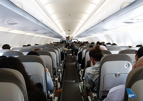 JetSMART A320 cabina (RD)