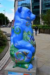 Birmingham Sleuth Bears, Birminghamshire By Rachel Blackwell