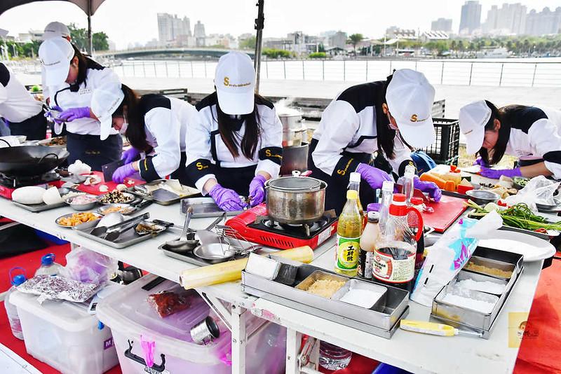 台南府味客家料理比賽12