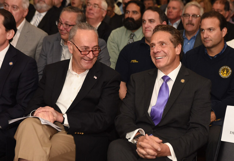 Governor Cuomo Makes an Announcement