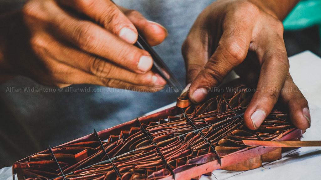 Telisik Kampung Canting Batik